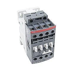 AF16Z Contactor, 3 NO Power, 1 NO Aux, 24-60V AC, 20-60V DC, low consumption