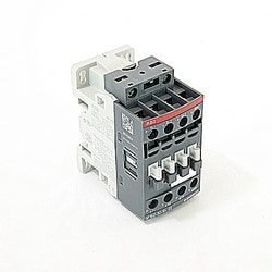 AF16Z Contactor, 3 NO Power, 1 NO Aux, 48-130 V AC/DC, low consumption