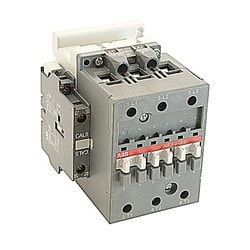 AF50 Contactor, 3 NO Power, 1 NO/1 NC Aux, 100-250 V AC/DC