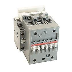 AF63 Contactor, 3 NO Power, 1 NO/1 NC Aux, 100-250 V AC/DC