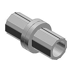 3/4 Inch Aluminum, Thru Bulkhead Fitting For Use With Rigid/IMC Conduit