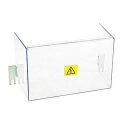 3 linceul terminal de pôle pour une utilisation sur les commutateurs de bride de câble utilisé
