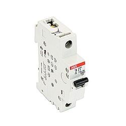 Miniature Circuit Breaker, 1 Pole, 480Y/277 V AC, Tripping characteristic C (1A @ 30 deg C)