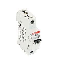 Miniature Circuit Breaker, 1 Pole, 480Y/277 V AC, Tripping characteristic C (6A @ 30 deg C)