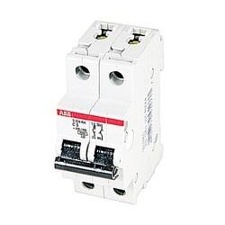 Mini disjoncteur UL200 S1077, 1 pole et neutre C voyage, amp 6