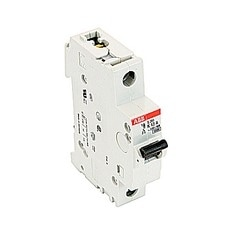 Miniature Circuit Breaker - S200 - Number of Poles 1 - Tripping characteristic K