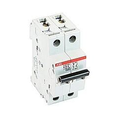 Mini disjoncteur UL200 S1077, 1 pole et neutre K voyage, 20 amp