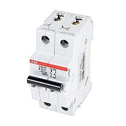Mini disjoncteur UL200 S1077, 1 pole et neutre K voyage, 25 amp
