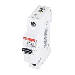 Mini disjoncteur UL200 S1077, 1 pole et neutre K voyage, 30 amp