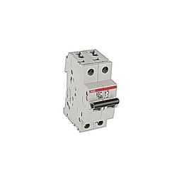 Mini circuit breaker S200 UL1077, 1 pole plus neutral K trip, 6 amp
