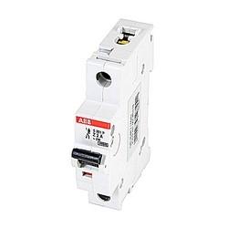 Mini disjoncteur S200P UL1077, 1 pôles 480/277V, voyage de Z, 2 amp