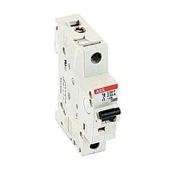 Mini circuit breaker S200P UL1077, 1 pole 480/277V, Z trip, 63 amp
