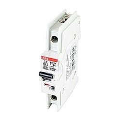 Miniature Circuit Breaker, 1 Pole, 480Y/277 V AC, Tripping characteristic K (10A @ 20 deg C)