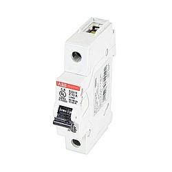 Mini circuit breaker S200U UL489, 1 pole Z trip, 15 amp