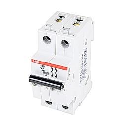 Miniature Circuit Breaker, 2 Pole, 480Y/277 V AC, Tripping characteristic C (3A @ 30 deg C)
