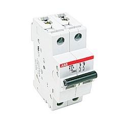Miniature Circuit Breaker, 2 Pole, 480Y/277 V AC, Tripping characteristic K (2A @ 30 deg C)
