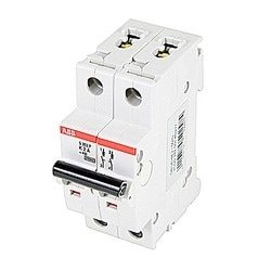 Mini disjoncteur S200P UL1077, voyage de pôle 2 480/277 v K, 2 amp