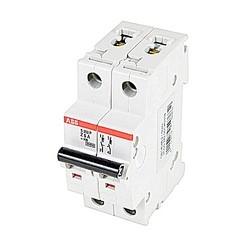 Mini circuit breaker S200P UL1077, 2 pole 480/277V Z trip, 6 amp
