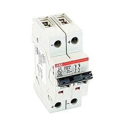 Mini circuit breaker S200UDC UL489, 2 pole DC, Z trip, 40 amp