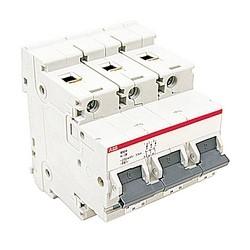 Miniature Circuit Breaker, 3 Pole, 600Y/277 V AC, Tripping characteristic K (26A @ 20 deg C)