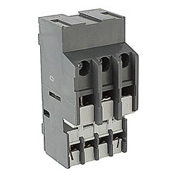 Thermal Overload Relay, 0.16 - 0.25 Amp Setting Range, 3-Pole, 1 NC, 1 NO Auxiliary Contacts, 440/500 Volt DC/AC Auxiliary Circuit, 690 Volt AC Main Circuit Rated Operational Voltage