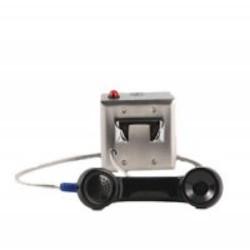 Connexion directe Wall Mount téléphones avec crochet commutateur magnétique, complet scellé, Bague témoin lumineux