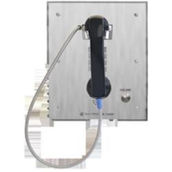 Flush Mount robuste téléphoniques VoIP
