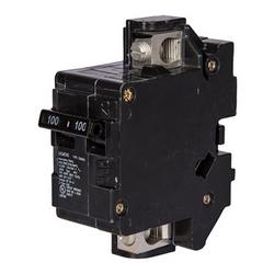 Load Center Main Breaker Kit, 1 Phase, 100A, 22 kA Interrupting Rating, For Low Voltage Residential Load Center