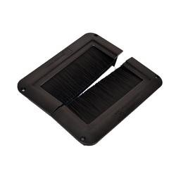 """Raised Floor Grommet; 8.25""""W (210 mm) x 10.75""""D (273 mm); Carton of 10"""