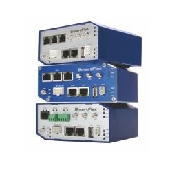 SmartFlex routeur cellulaire, LTE, 5 ports Ethernet, USB, 2 i/o, 2 Mini SIMs
