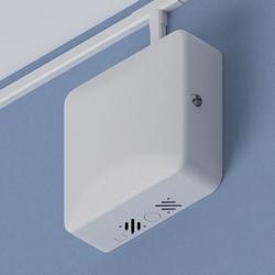 """11"""" ABS AP Lock-box: Solid Door"""