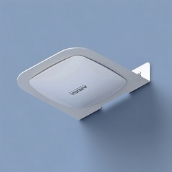 Right-angle AP Wall Bracket for Aruba AP225