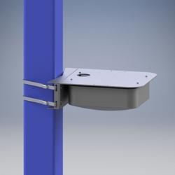 Pole Mount Kit for Oberon Model 1020 - RAB