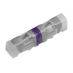 Picabond Connector, 1000 Loose Piece, 400 VDC, Purple