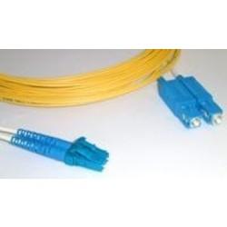 Fiber Multimode 62.5 Lead 1.8Mz Lc-Sc Duplex 1M