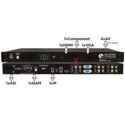 Professional Series MPEG-2 HD/SD Encoder
