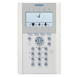Compact Keypad with graphical display and audio