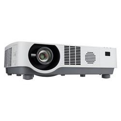 "Projector, Professional Installation Laser, WUXGA 1920 x 1200 Resolution, 5000 Lumen, 100 to 240 Volt AC, 6.8 Ampere, 530 Watt, 18.5"" Width x 5.4"" Depth x 14.4"" Height"
