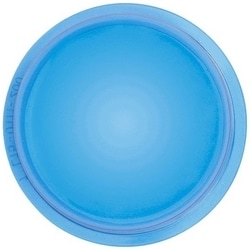 Audible Visible Lens, Indoor, Ceiling Mount, -35 to 151F, Blue
