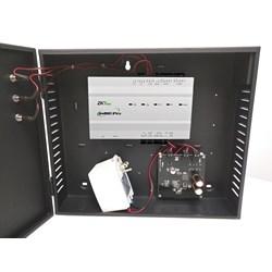 1-DOOR 2-WAY CONTROLLER IN    SMETAL CABINET W/POWER SUPPLY US-INBIO-160-PRO-BUN