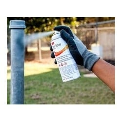 Zinc Spray, 16 Fluid Ounce Can, Application Transmission and Distribution Equipment