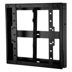"""Wall mount with computer holder  fits up to 12.0"""" x 13.0"""" x 2.4"""""""