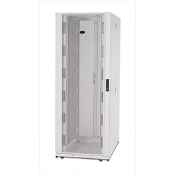 NetShelter SX 42U 750mm Wide x 1070mm Deep Enclosure with Sides White