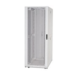 NetShelter SX 42U 750mm Wide x 1070mm Deep Networking Enclosure with Sides White