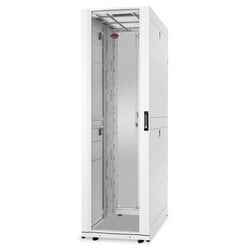 NetShelter SX 42U 600mm Wide x 1200mm Deep Enclosure with Sides White