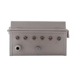 "14""x12""x6"" Heated PoE Enclosure for 6 Element RPTNC External Antenna"