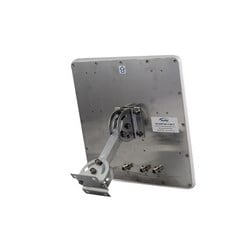 2.4/5 GHz 13 dBi 3 Element High Density Patch Antenna with N-Style