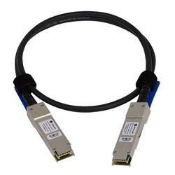 Cisco compatible 40G QSFP Passive câble assemblé, 3m