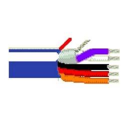 12-2C STR BC + 18-1C STR BC + 22-1P STR BC FOIL SHD LSPVC JKBLU/WHT 75C 300V CL3