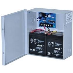 Power Supply Charger, Single Output, 6/12/24VDC @ 2.5A, 16-28VAC, BC100 Enclosure